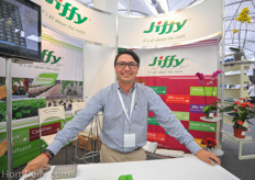 Guillermo Gonzalez Rivera from Jiffy.