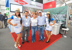 The team from Dow AgroSciences.