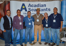 The team of Acadian Seaplants.