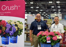 Marc McCormack and Jimmy Kuon of Bailey Nurseries.