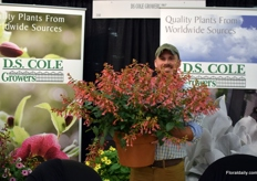 James Lydecker of D.S. Cole Growers.