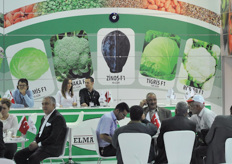 The show housed many Turkish Seed Breeders and distributors. ; Elmas was one of them.
