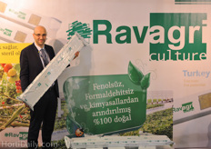 Ravagri is a new player in the field of stonewool substrates. They started one year ago with the development of the slabs.