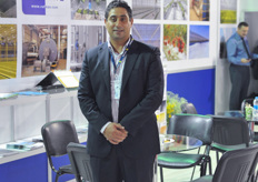 Younes Berada of Spanish greenhouse builder RUFEPA: Rufepa has been building many structures in Turkey over the past few years.