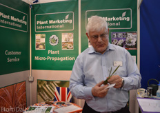John Craven from Plant Marketing Intrenational.