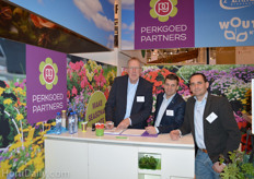 Arno Huenting and colleagues from Perkgoed Partners.