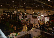Overview hall 6.