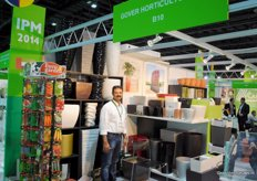The Emirates-based wholesaler Gover Horticulture