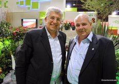 Amed Amer, Egyptian German Agricultural Company and Rami Cassis, Floratech