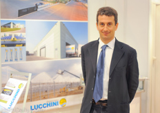 Vittorio Genuardi form Italian greenhouse builder Idromeccanica Luchinni. For more info please see: www.lucchiniidromeccanica.it/