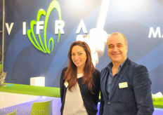 Antonella and Vincenzo of Vifra