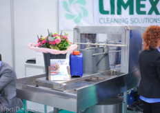 Limex bucket cleaner.