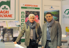 Andre Martin and Jose Gongora from Agripolyane and Geopolyane