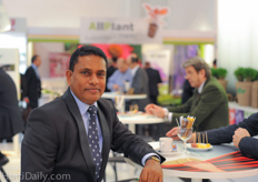 Sandeeptha Gamalath of Jiffy Lanka Pvt Ltd.