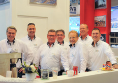 The team from Luiten / Saarlucon.
