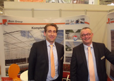 Ton Versteeg and Lodewijk Wardenburg of Bom Group