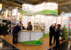 The CPVO, a European Union agency, which manages a system of plant variety rights covering the 28 Member States.