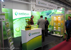 SURfaPLUS develops, tests and sells adjuvants for agrochemicals.