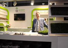 Matthijs van den Berg, Green Products