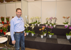 Hans Bok of Butterfly Orchids